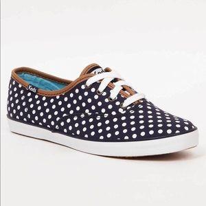 Keds polka dot shoes
